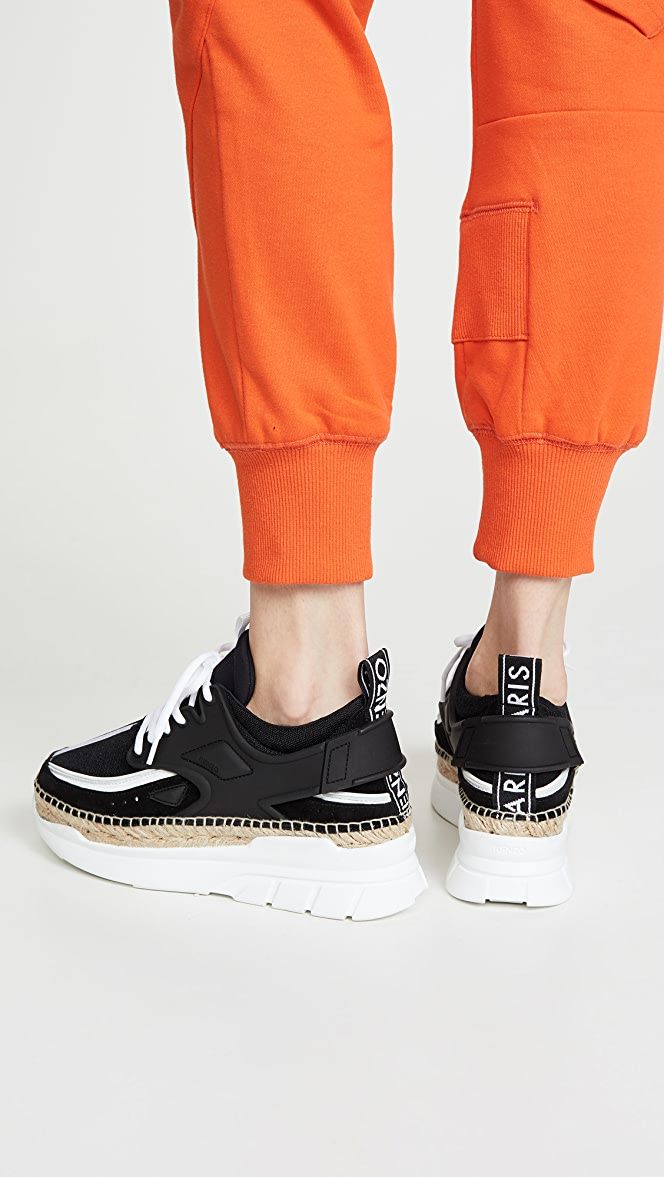 KENZO K-Lastic Low Top Sneakers   SHOPBOP