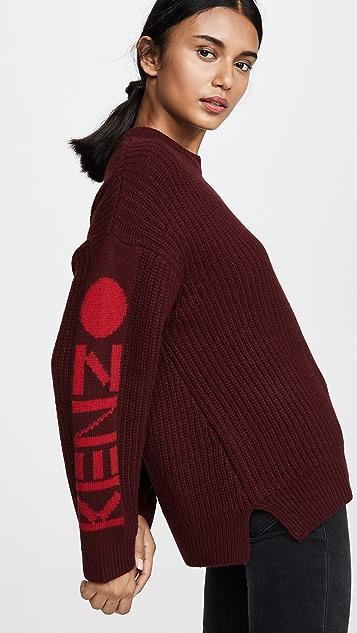 KENZO Chunky Kenzo Paris Sweater