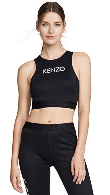 KENZO Спортивный топ-бюстгальтер Brassiere Kenzo