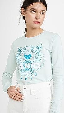 Classic Tiger Slim Sweatshirt
