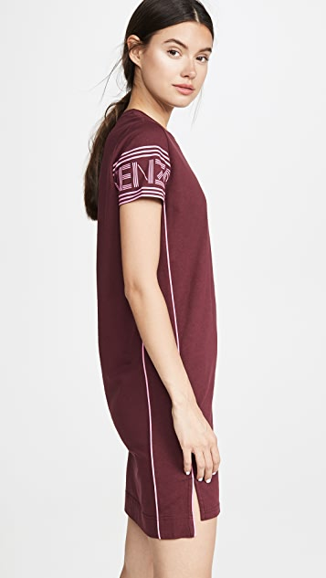 KENZO Kenzo Sport T 恤式连衣裙