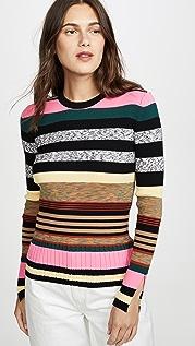 KENZO Multicolor Striped Sweater