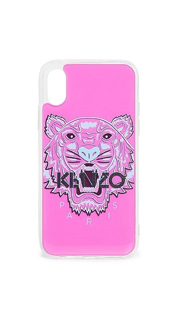 KENZO Tiger Head iPhone Case XS / X