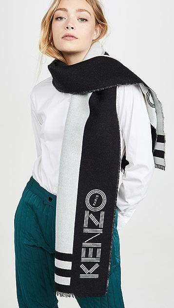 KENZO Kenzo Sport Scarf