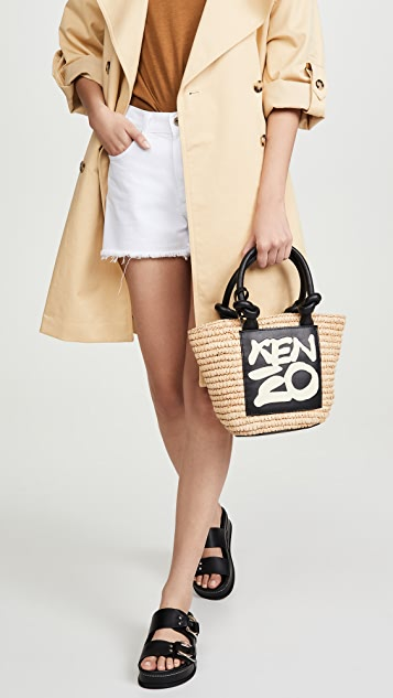 KENZO 迷你篮式手提袋