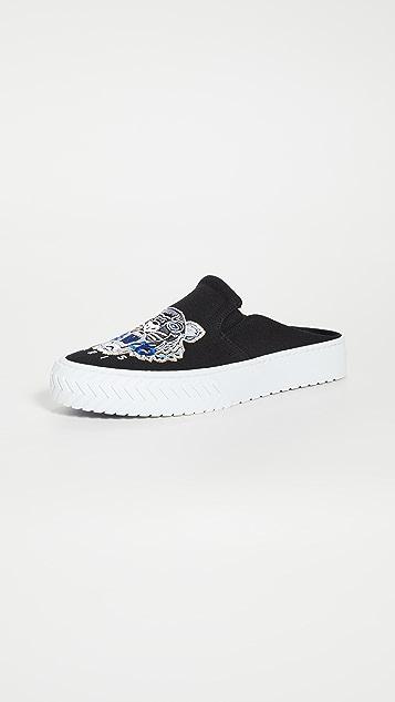 KENZO K-Skate Mule Sneakers