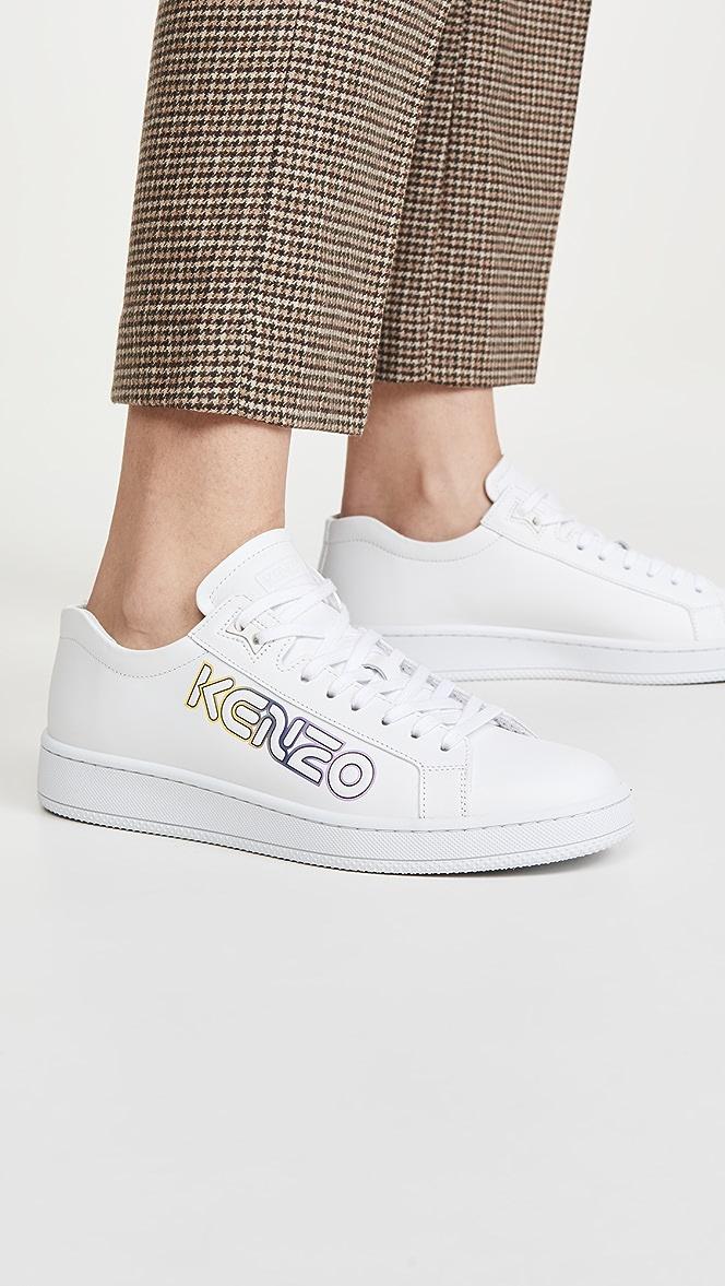 KENZO Tennix Low Top Sneakers | SHOPBOP