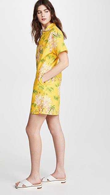 KENZO Short Sleeve Tunic Dress