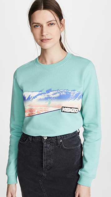 KENZO Straight 运动衫