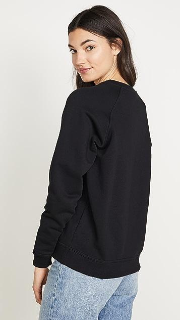 KENZO Raglan Straight Sweatshirt