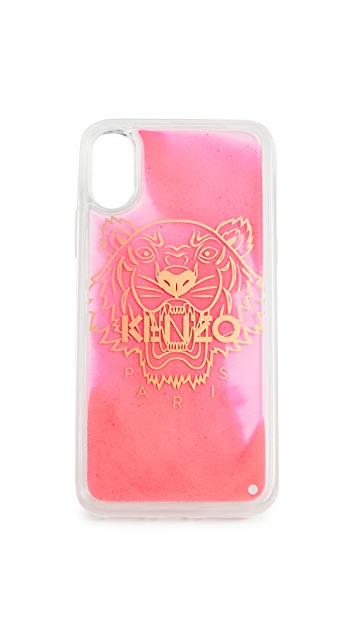 KENZO 虎头沙子 iPhone XS / X 手机壳