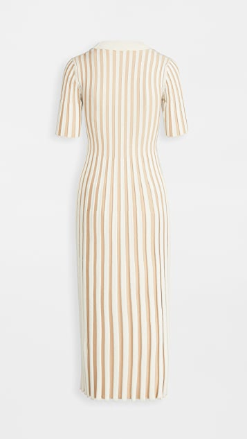 KENZO Pleated Dress