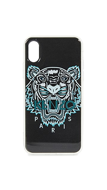KENZO iPhone X/XS Tiger Resin 3D Case