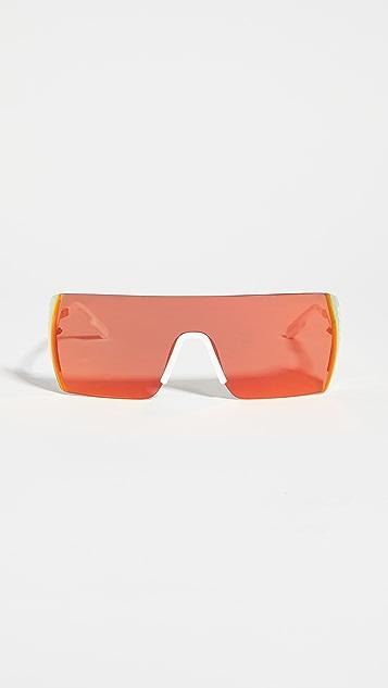 KENZO Sporty Shield Sunglasses