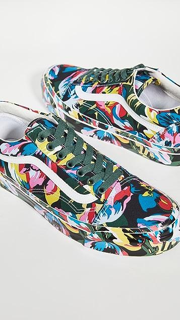 KENZO x Vans 低帮运动鞋