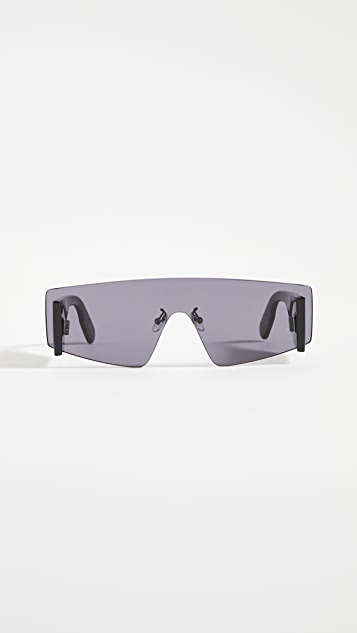 KENZO Mask Sunglasses