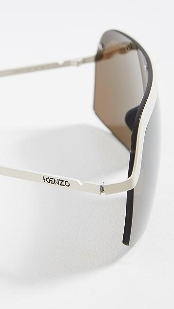 KENZO Kenzo Shield 太阳镜
