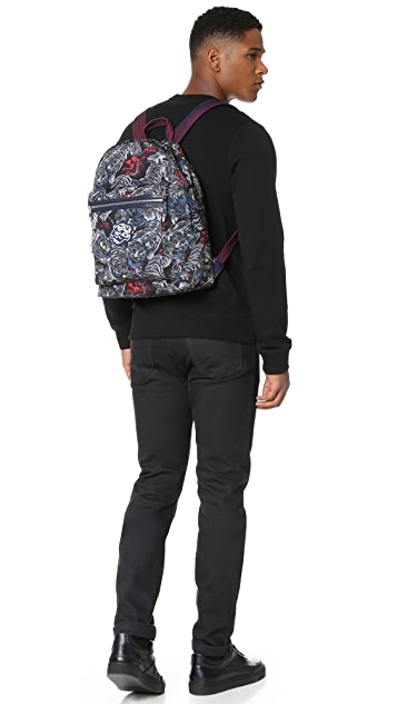 KENZO Essentiels Flying Tiger Backpack