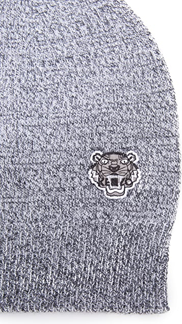 KENZO Tiger Head Beanie