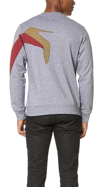 KENZO Molleton Body Sweatshirt