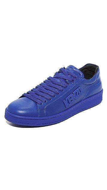 KENZO Tennix Lace Up Sneakers