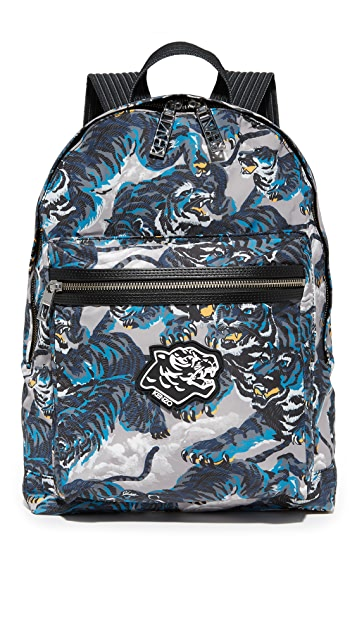 56c75e52 KENZO Flying Tiger Backpack | EAST DANE