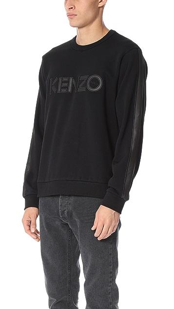 KENZO Kenzo Crew Neck Sweatshirt