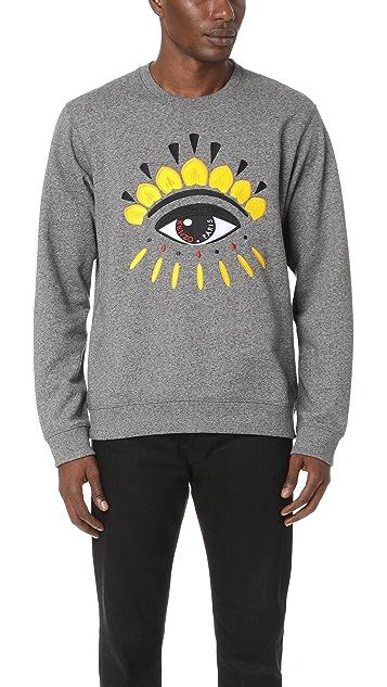 KENZO Eye Crew Sweatshirt