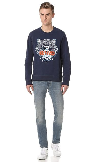 KENZO Tiger Crew Sweater