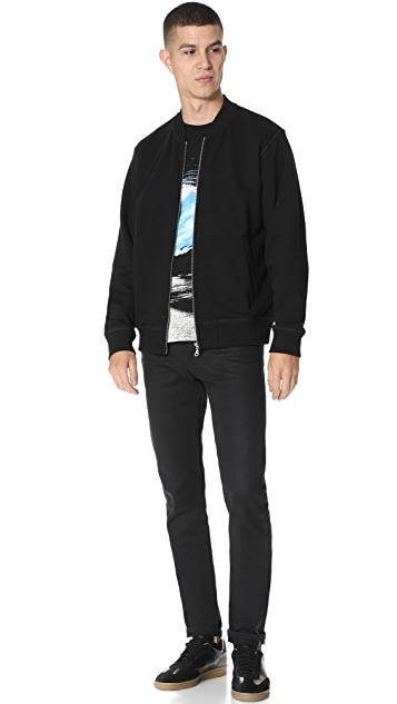KENZO Tiger Blouson Sweatshirt