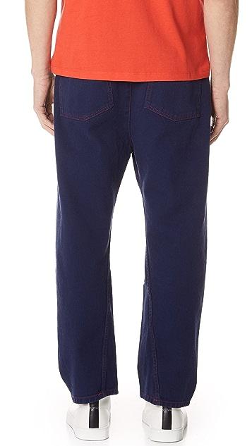 KENZO Twisted Pants