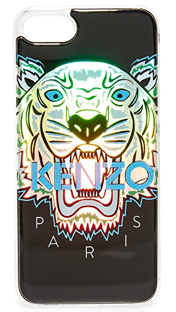 KENZO Rainbow Tiger Head iPhone 7 Case