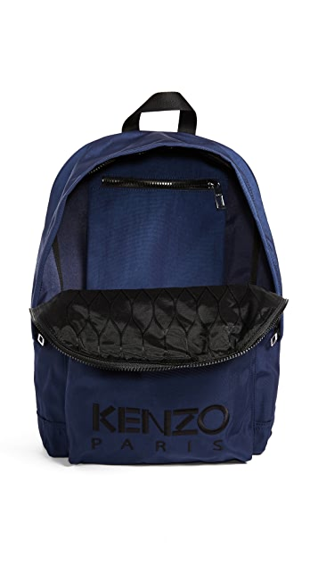 KENZO Kanvas Tiger Backpack