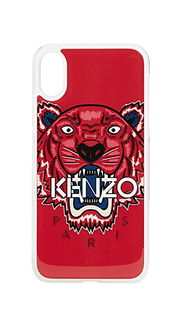 KENZO Tiger iPhone X Phone Case