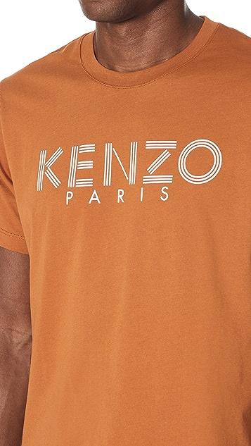 KENZO Classic KENZO Paris Tee