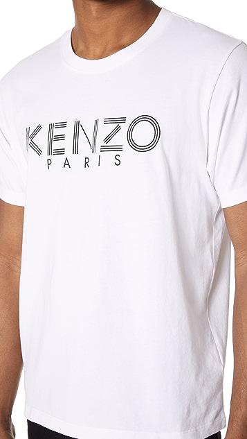 KENZO Classic Paris Tee
