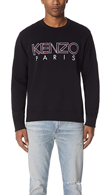 3db9e780ce4 KENZO KENZO PARIS Sweatshirt | EAST DANE