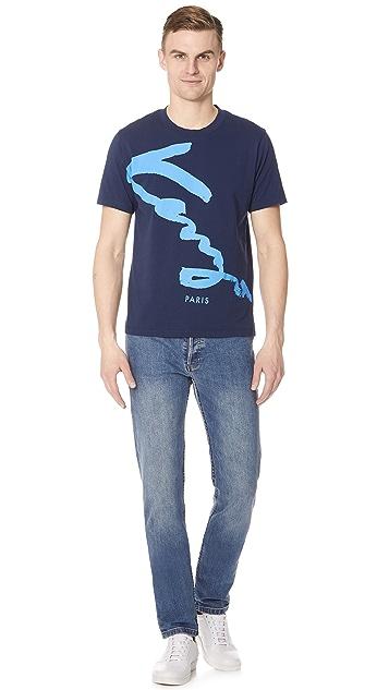 KENZO KENZO Signature T-Shirt