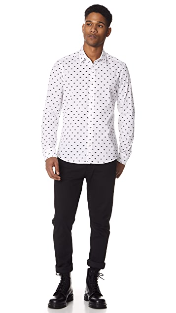 KENZO Urban Slim Fit Shirt