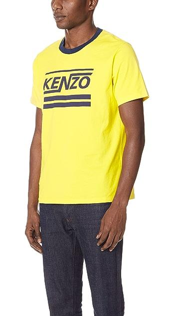 KENZO Crew Neck Tee