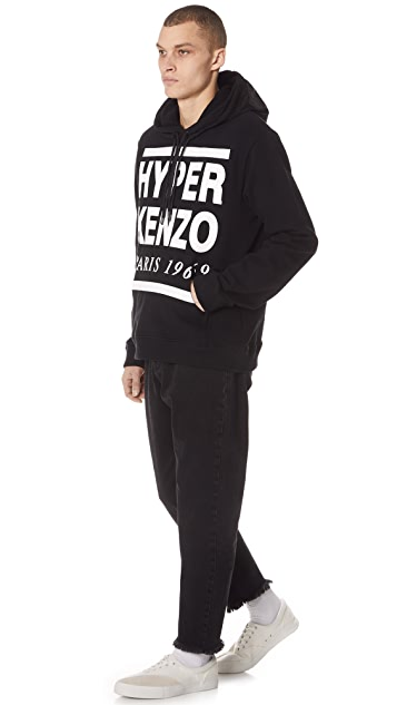 KENZO Hooded Sweater