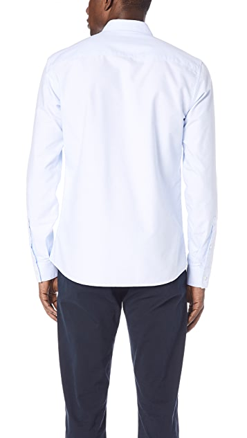 KENZO Tiger Crest Urban Slim Fit Shirt