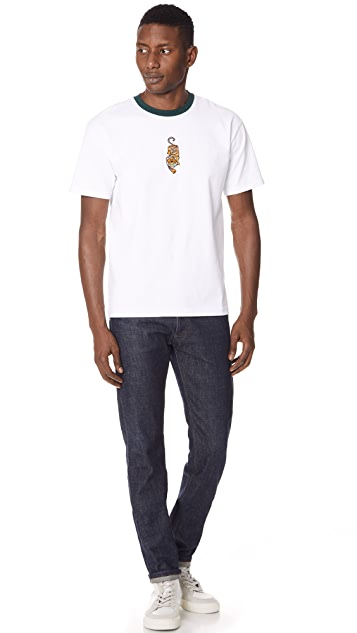 KENZO Walking Tiger T-Shirt