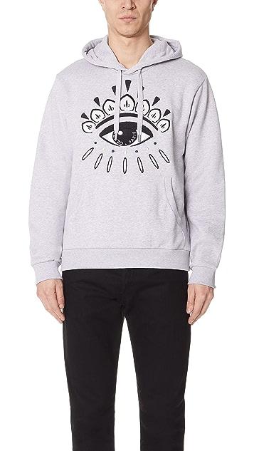 KENZO Eye Hoodie Sweatshirt