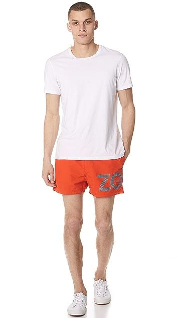 KENZO Short Shorts