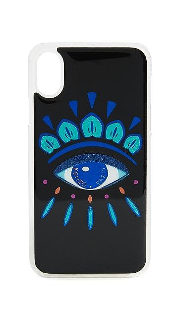 KENZO Eye iPhone X Case