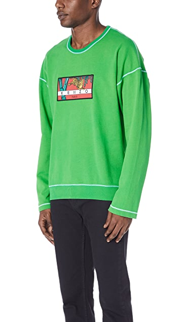 KENZO Graphic Sweatshirt