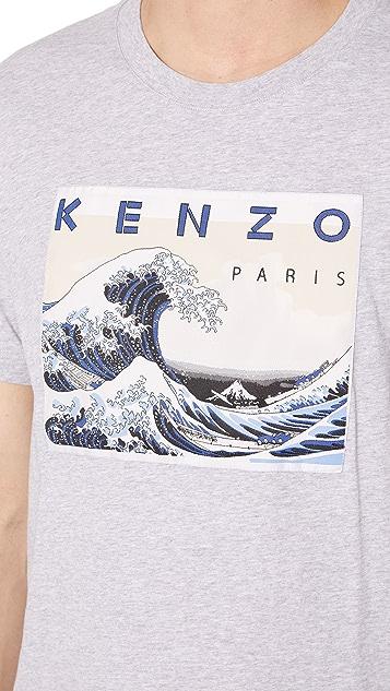 KENZO Wave Tee