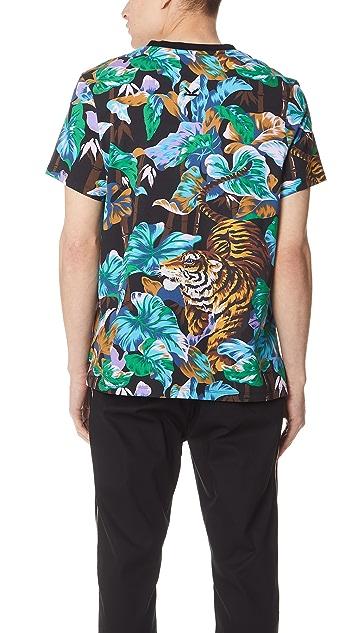 KENZO Tiger Tee Shirt