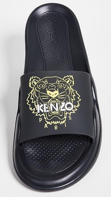 KENZO Pool Sandals